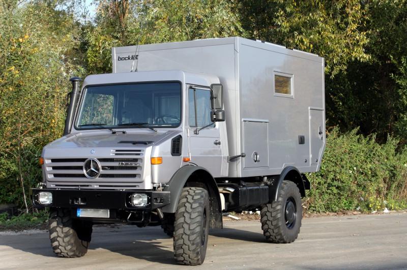 Motorhome Dakar 600 Bocklet Fahrzeugbau
