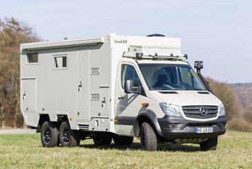 Mercedes 6X6 For Sale >> DAKAR Fernreisemobile
