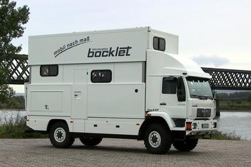 Expedition Campers Dakar By Bocklet